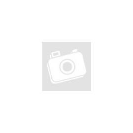 Neves karácsonyfadísz szarvassal és szívecskével